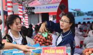 Central Group và Big C đưa vải thiều Bắc Giang sang Thái Lan