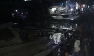 Sạt lở trong đêm nhấn chìm 3 ngôi nhà ở Đất Mũi