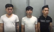 Bắt băng nhóm cướp và đánh đôi tình nhân người nước ngoài