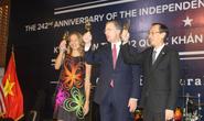 Mỹ kỳ vọng Việt Nam phát triển thịnh vượng