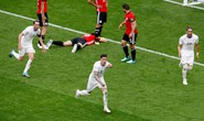 Clip chiến thắng nghẹt thở của Uruguay trước Ai Cập