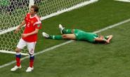 Nga - Ả Rập Saudi 5-0: Thắng đậm vì đối thủ quá yếu