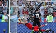 Argentina - Iceland 1-1: Tung 11 cú sút, Messi vẫn tịt