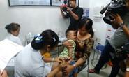 Lầu đầu tiên triển khai 1 mũi vắc-xin tiêm phòng được 6 loại bệnh