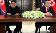 Ông Trump gặp rắc rối vì câu đùa về Triều Tiên