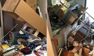Động đất mạnh gây thương vong ở Nhật Bản