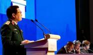 Đối thoại Shangri-La 2018: Bộ trưởng Quốc phòng Việt Nam xác định nền tảng hòa bình