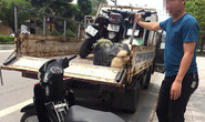 CSGT Thanh Hoá lại quăng lưới đánh cá bắt xe vi phạm