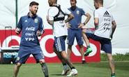 Messi hãy chơi thái cực!