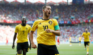 Bỉ thắng 5 sao, Lukaku đua tranh Giày vàng với Ronaldo