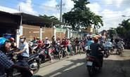 TP HCM: Cháy cửa hàng sữa, vợ chồng thiệt mạng