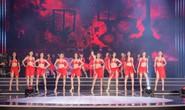 19 thí sinh đầu tiên của vòng chung kết Hoa hậu Việt Nam 2018