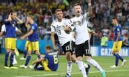 Xe tăng Đức ngạo nghễ hất văng Thụy Điển
