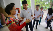 Mười thí sinh điểm thi toán cao nhất nước
