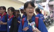 Hàng ngàn sinh viên tình nguyện tiếp sức mùa thi