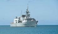 Tàu chiến tấp nập đến điểm hẹn tập trận RIMPAC