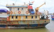 Đổ nợ vì tàu vỏ thép nằm bờ