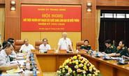 Tổng Bí thư chủ trì hội nghị quy hoạch lãnh đạo Bộ Quốc phòng 2021-2026