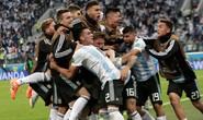Iceland trắng tay, Argentina đoạt vé nghẹt thở trước Nigeria