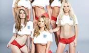6 mỹ nữ chụp ảnh nóng chúc Anh chiến thắng