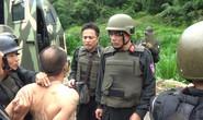 Nghẹt thở cuộc đấu súng vây bắt 2 ông trùm ma túy ở Lóng Luông