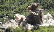 Triều Tiên giả vờ nổ bãi thử hạt nhân Punggye-ri?