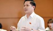 Bộ trưởng GTVT Nguyễn Văn Thể mở hàng chất vấn, nóng BOT