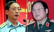 UBKT Trung ương đề nghị kỷ luật  1 thượng tướng và 1 trung tướng