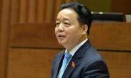 TRỰC TIẾP: Bộ trưởng TN-MT Trần Hồng Hà đang ngồi ghế nóng trả lời chất vấn