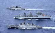 Rời biển Đông, tàu chiến Ấn Độ bị tàu Trung Quốc bám đuôi