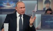 Tổng thống Putin: Chính phủ Nga hiện tốt nhất có thể