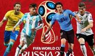 VTV công bố bản quyền truyền hình World Cup 2018 trong ngày 8-6?