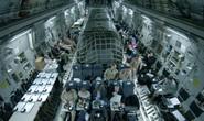 Mỹ chuyển xe và trực thăng tổng thống tới Singapore