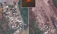 Khốc liệt hình ảnh trước và sau thảm họa núi lửa ở Guatemala