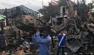 Cháy lớn thiêu rụi nhà cửa hơn 60 gia đình Campuchia gốc Việt