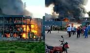 Trung Quốc: Nổ nhà máy hóa chất, 19 người chết