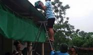 Hơn 2.000 thanh niên giúp dân di dời đồ đạc tránh bão Sơn Tinh