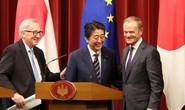 Nhật - EU ký thỏa thuận thương mại khủng, đối trọng Mỹ