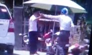 """Không khởi tố vụ tài xế taxi và """"luật gia"""" đánh nhau ở Phú Quốc"""
