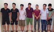 Phá ổ nhóm cá độ bóng đá mùa World Cup, 8 người bị bắt