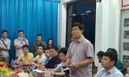 Họp báo chóng vánh về kiểm tra điểm thi ở Lạng Sơn: Không có dấu hiệu bất thường
