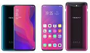 Oppo Find X, điện thoại có camera thụt thò đầu tiên ra mắt ở Việt Nam