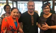 Nhuận Điền Thanh Tú nghẹn ngào hội ngộ nghệ sĩ thế hệ vàng