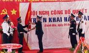 Ra mắt Hải đoàn 32 cảnh sát biển tại Khánh Hòa
