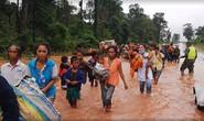 Vỡ đập thủy điện ở Lào: Trực thăng và thuyền chạy đua cứu nạn