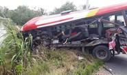 Tai nạn nghiêm trọng trên tuyến tránh Cai Lậy, 9 người bị thương