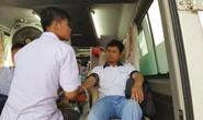 CNVC-LĐ hiến máu cứu người