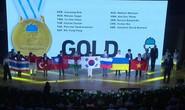 Cả 4 học sinh Việt Nam đều giành huy chương Olympic hoá học quốc tế