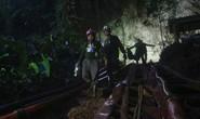Vụ giải cứu đội bóng mắc kẹt: Thái Lan huy động lực lượng cực khủng