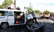 Xe rước dâu gặp nạn, 13 người tử vong